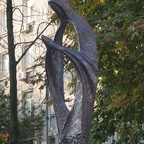 Igor Grechannyk - Prayer for Ukraine, Bronze (day)