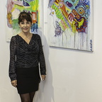 Sissi Dagan and her artworks