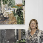 Lina Levin and her artworks