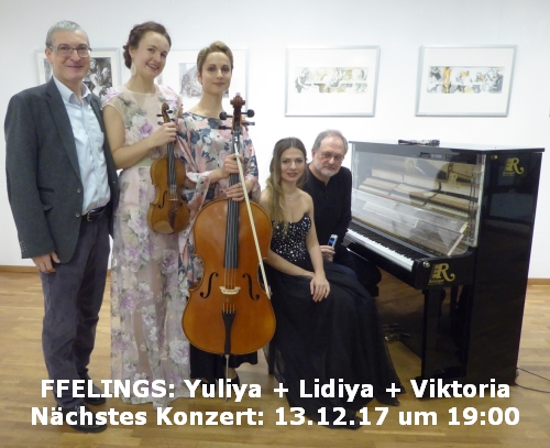 Feelings Konzert 500 einl