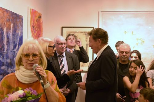 Wienale Vernissage1